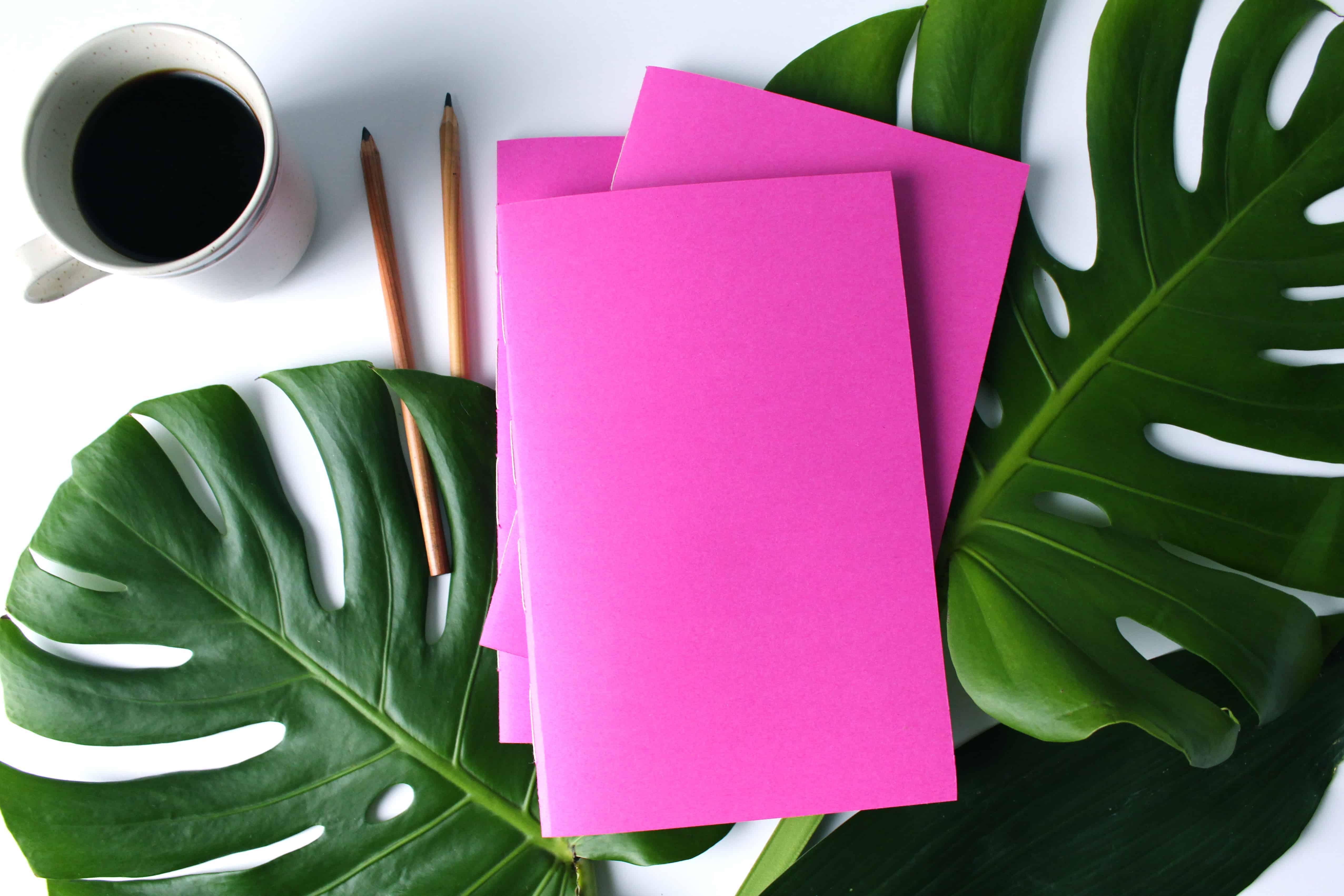 10-minute DIY Notebook