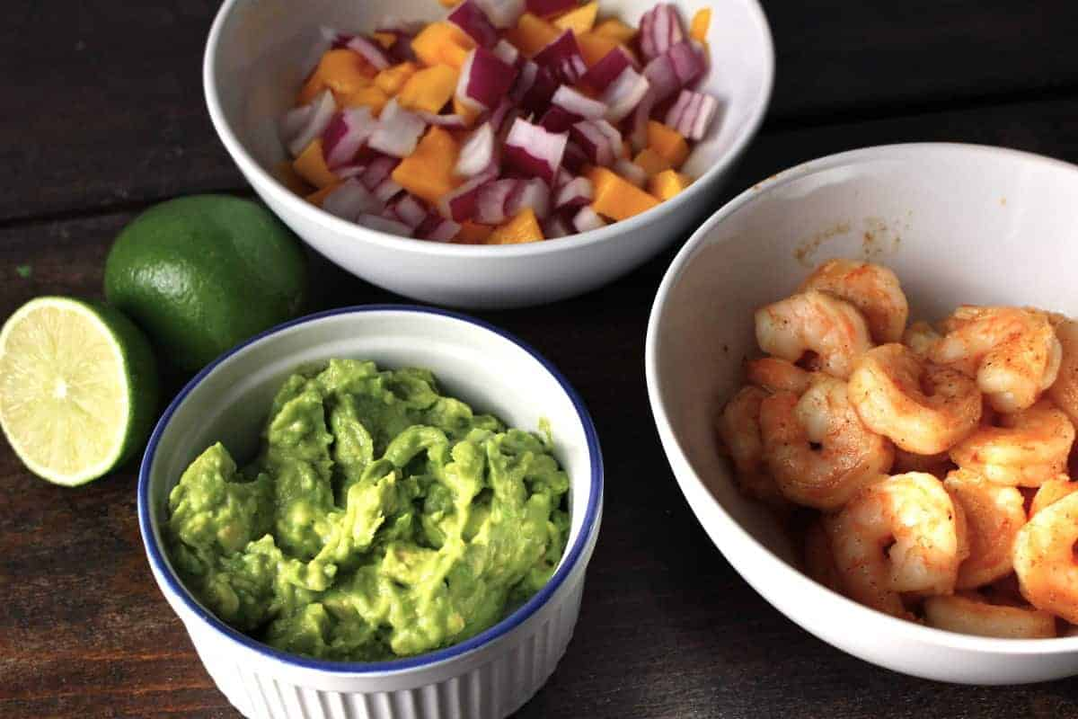 The best gluten-free fresh Burrito Bowl and sure to satisfy your craving for Mexican food.