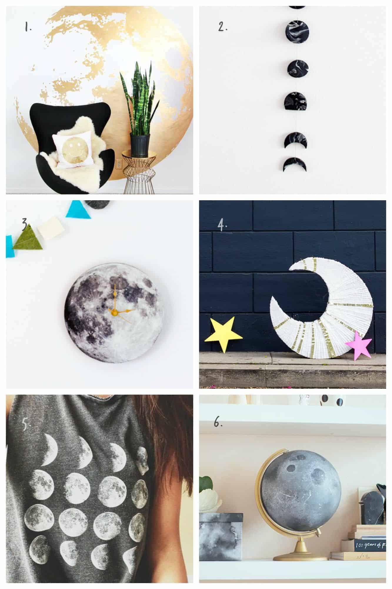 DIYs I love | Full Moons