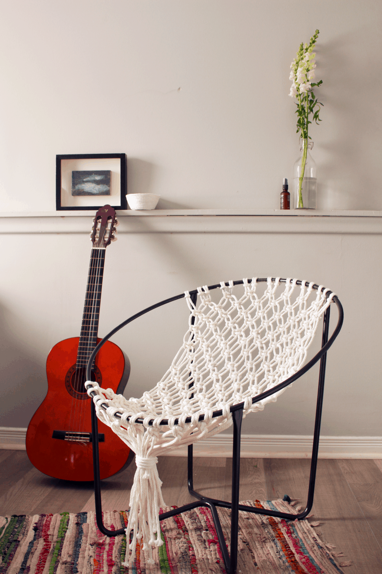 Merveilleux Fish U0026 Create This DIY Macrame Hammock Chair To Relax In All Year Long! |  Fish U0026