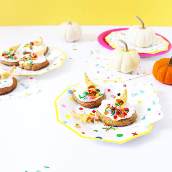 DIY Cornucopia Cookies for Thanksgiving on Brit + Co