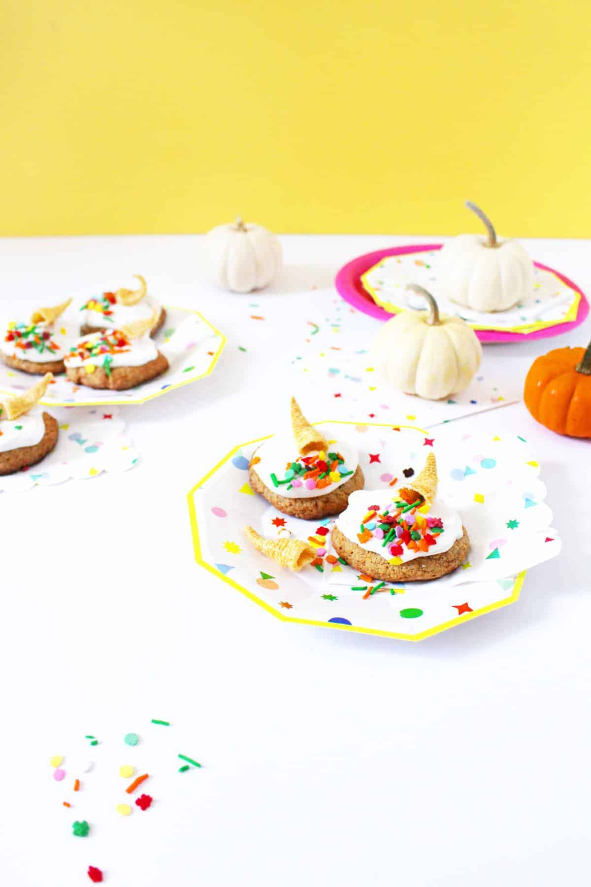 DIY Cornucopia Cookies for Thanksgiving on Brit + Co
